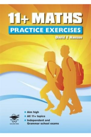 11 + Maths Practice Exercises (PB) BooksInn Shop Pakistan