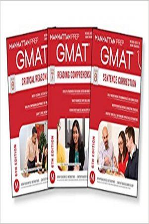 Gmat Critical Reasoning Guide 6 3 Vol Set 6/E (PB) BooksInn Shop Pakistan