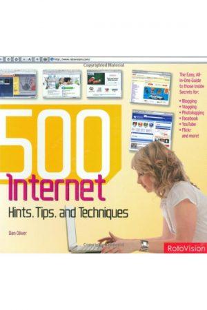 500 Internet Hints Tips And Techniques (PB) BooksInn Shop Pakistan