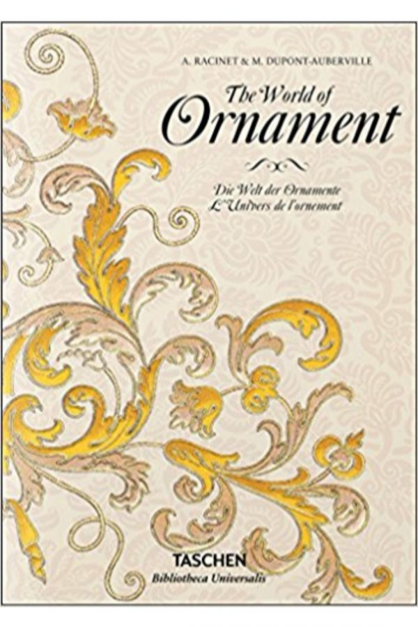 The World Of Ornament (HB) BooksInn Shop Pakistan