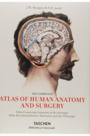 The Complete Atlas Of Human Anatomy And Surgery (HB) BooksInn Shop Pakistan