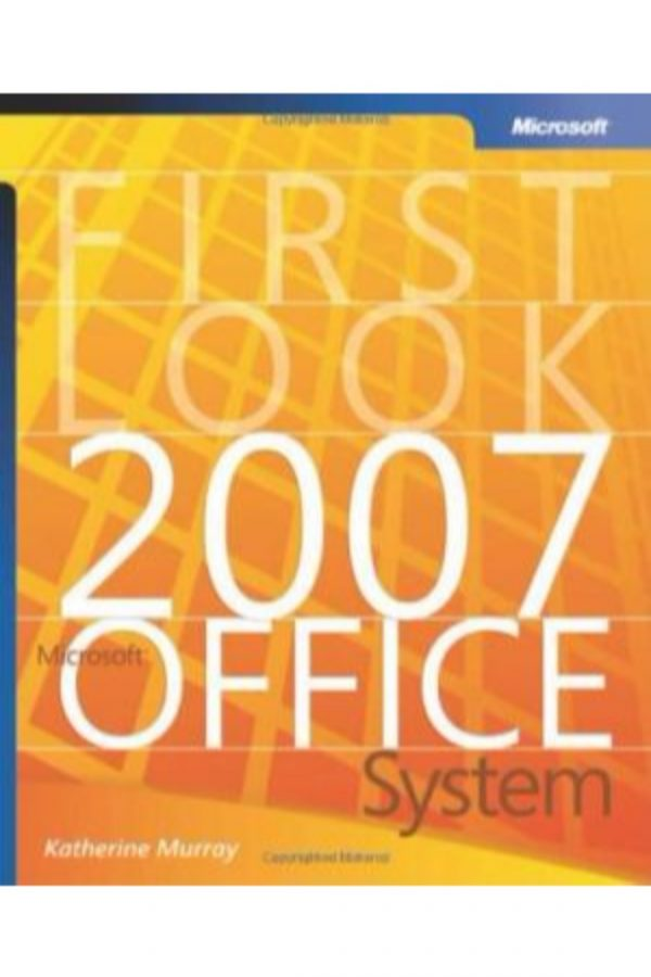 2007 Microsoft Office System (PB) BooksInn Shop Pakistan