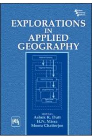 Explorations In Applied Geography (HB) BooksInn Shop Pakistan