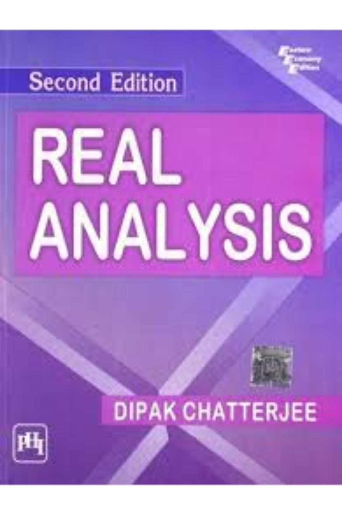 Real Analysis 2/E (PB)