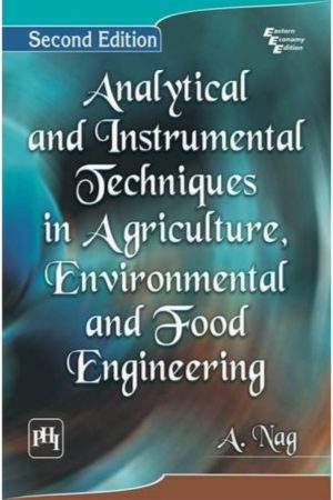 Analytical And Instrumental Techniques In Agriculture