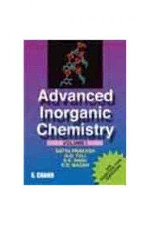 Advanced Inorganic Chemistry Vol I (PB) BooksInn Shop Pakistan