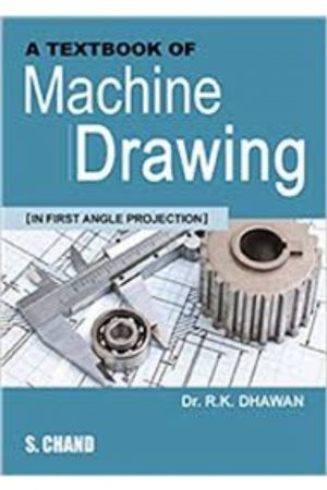 A Textbook Of Machine Drawing In First Angle Projections (PB) BooksInn Shop Pakistan