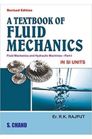 A Textbook Of Fluid Mechanics In Si Units (PB) BooksInn Shop Pakistan