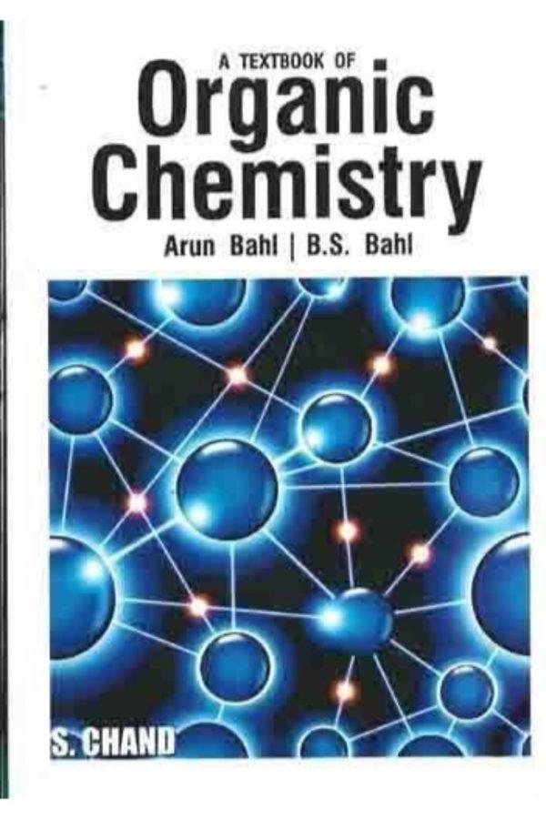 A Textbook Of Organic Chemistry (PB) BooksInn Shop Pakistan