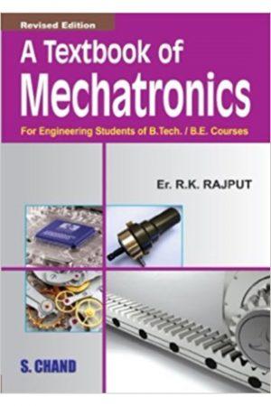 A Textbook Of Mechatronics For Engineering Students Of B.Tech/ B.E. Courses 3/E (PB) BooksInn Shop Pakistan