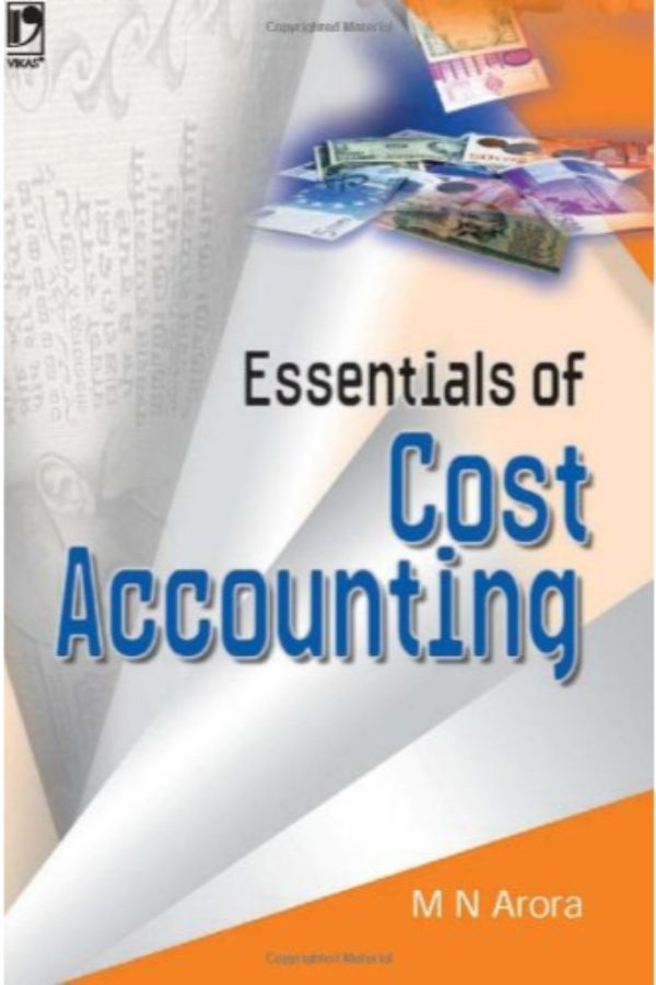 Reddy cost and accounting murthy by book