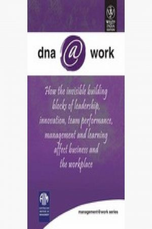 Dna @ Work Australian Institure Of Management (PB) BooksInn Shop Pakistan