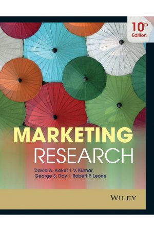 Marketing Research 10/E (PB) BooksInn Shop Pakistan