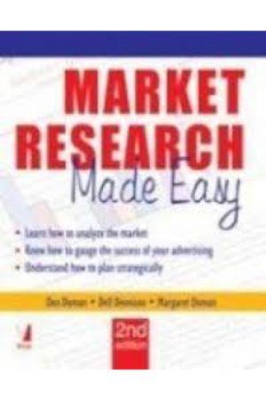 Market Research Made Easy 2/E (PB) BooksInn Shop Pakistan