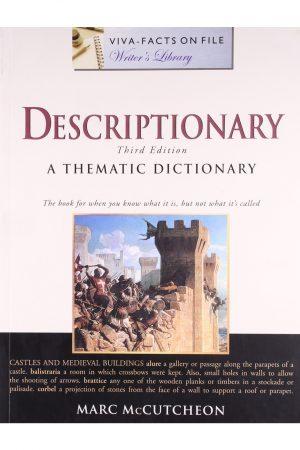 Descriptionary A Thematic Dictionary 3/E (PB) BooksInn Shop Pakistan