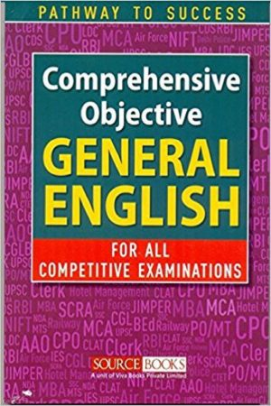 Comprehensive Objective General English For All Competitive Examinations (PB) BooksInn Shop Pakistan