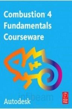 Autodesk Combustion 4 Fundamentals Courseware + Cd (PB) BooksInn Shop Pakistan