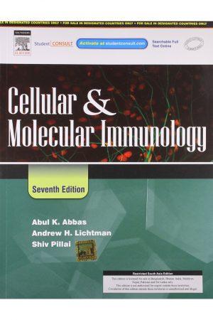 Cellular & Molecular Immunology 7/E (PB) BooksInn Shop Pakistan