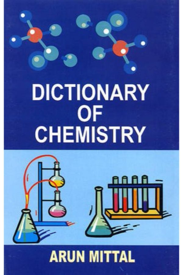 Dictionary Of Chemistry (HB) BooksInn Shop Pakistan