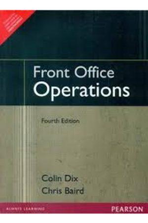 Front Office Operations 4/E (PB) BooksInn Shop Pakistan