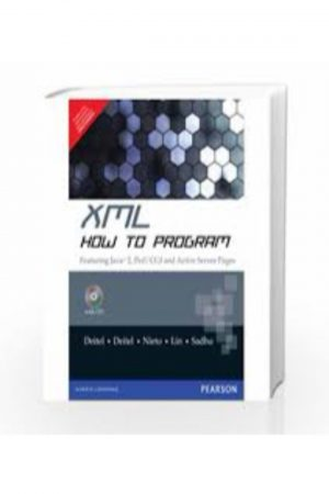 Xml How To Program Featuring Java 2 Perl/Cgi And Active Server Pages + Cd (PB) BooksInn Shop Pakistan