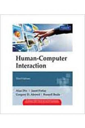 Human Computer Interaction 3/E (PB) BooksInn Shop Pakistan