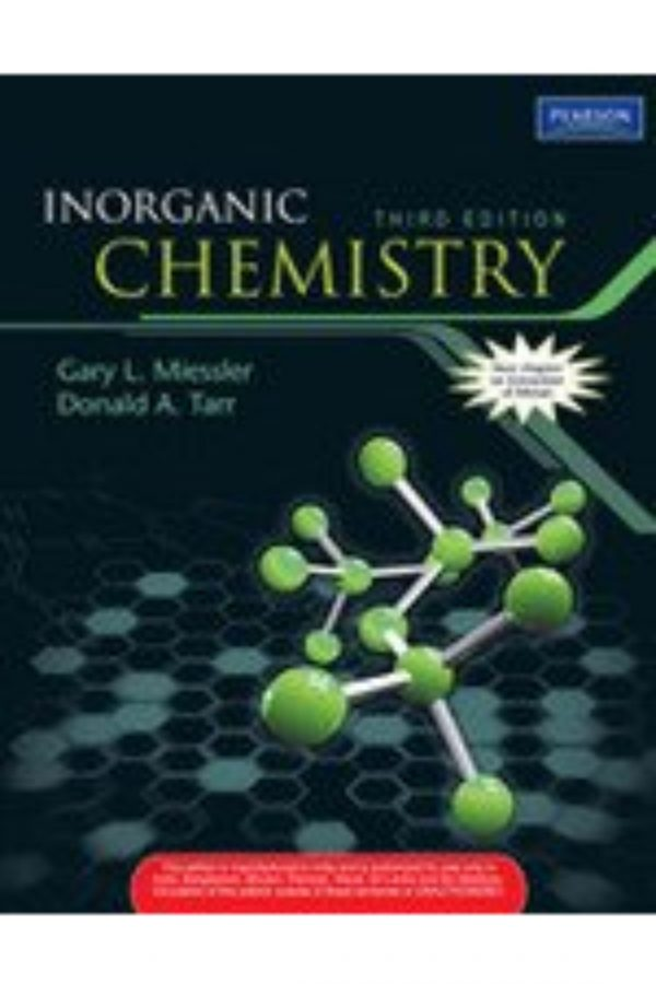 Inorganic Chemistry 3/E (PB) BooksInn Shop Pakistan
