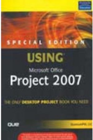 Using Microsoft Office Project 2007 (PB) BooksInn Shop Pakistan
