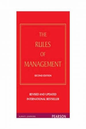 The Rules Of Management 2/E (PB) BooksInn Shop Pakistan
