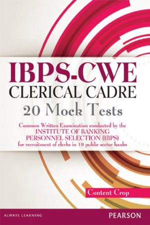 Ibps.Cwe Clerical Cadre 20 Mock Tests (PB) BooksInn Shop Pakistan