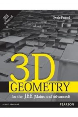 3-D Geometry For The Jee (Mains And Advanced) (PB) BooksInn Shop Pakistan