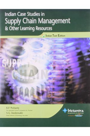 Supply Chain Management & Other Learning Resourses With Indian Case Studies In (PB) BooksInn Shop Pakistan