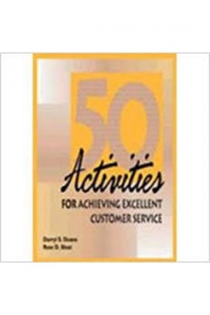 50 Activities: For Achieving Excellent Customer Service (PB) BooksInn Shop Pakistan