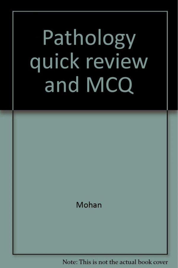 Textbook Of Pathology With Mcqs 5/E (HB) BooksInn Shop Pakistan