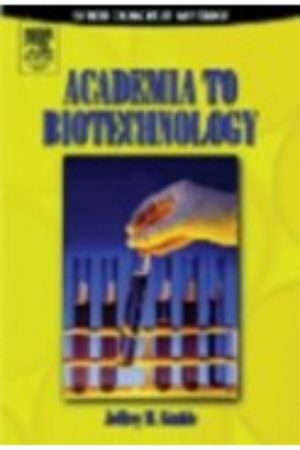 Academia To Biotechnology (PB) BooksInn Shop Pakistan