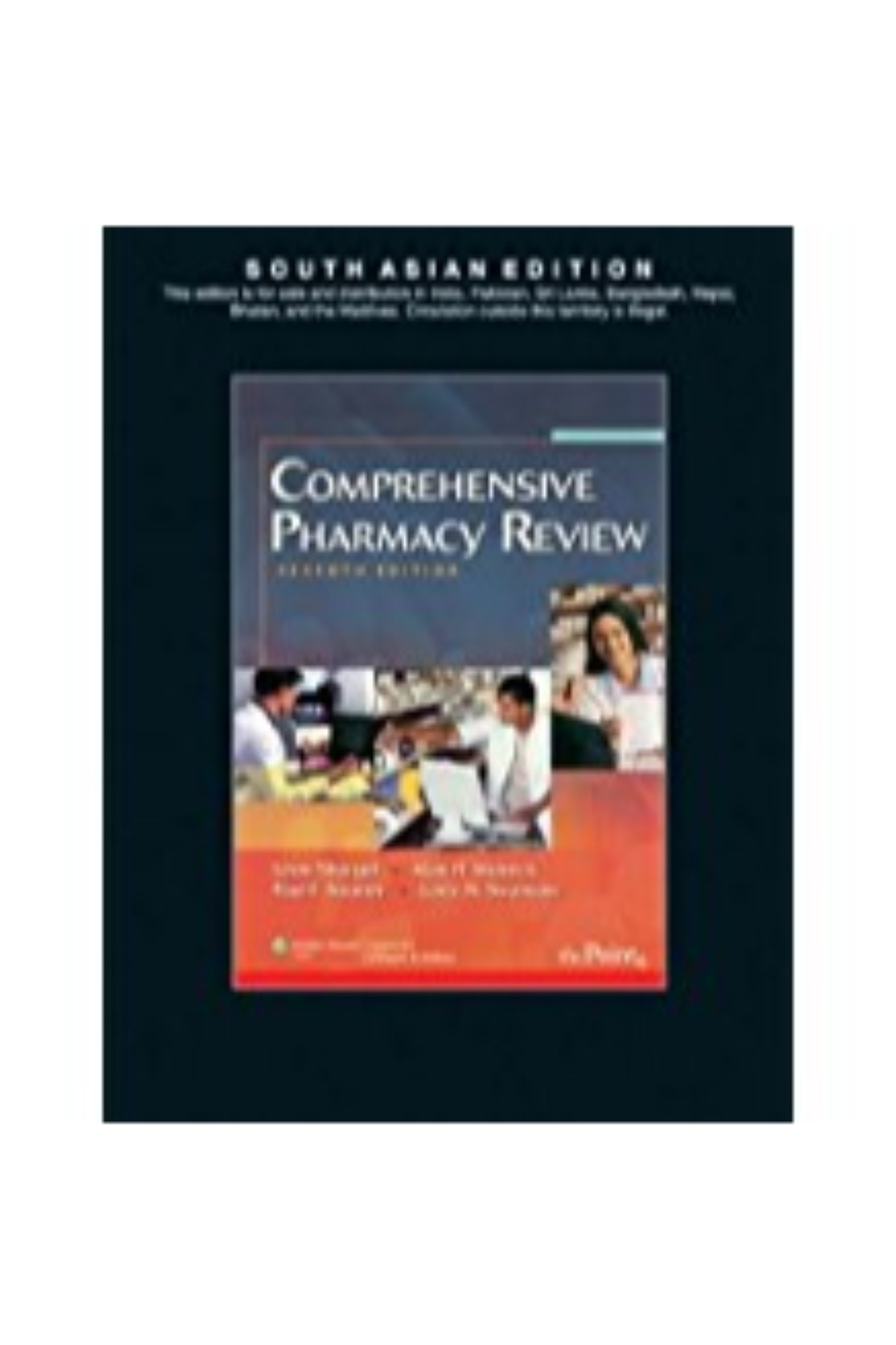 Comprehensive Pharmacy Review Book