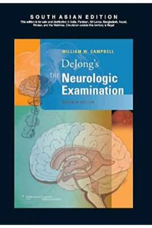 Dejong'S The Neurologic Examination 7/E (HB) BooksInn Shop Pakistan