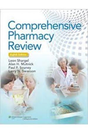Comprehensive Pharmacy Review 8/E (PB) BooksInn Shop Pakistan