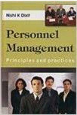 Personnel Management Principles And Practice (HB) BooksInn Shop Pakistan