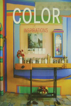 Color Inspirations (HB) BooksInn Shop Pakistan