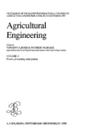 Agricultural Engineering 1 Land And Water Use 4 Vol Set (HB) BooksInn Shop Pakistan