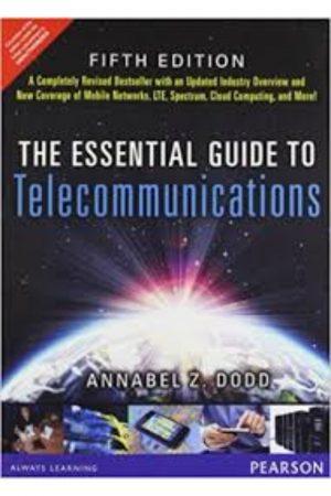 The Essential Guide To Telecommunications 5/E (PB) BooksInn Shop Pakistan