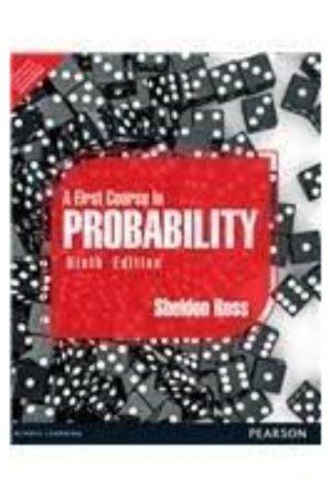 A First Course In Probability 9/E (PB) BooksInn Shop Pakistan