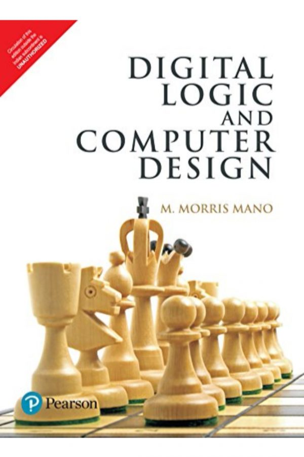 Digital Logic And Computer Design (PB) BooksInn Shop Pakistan