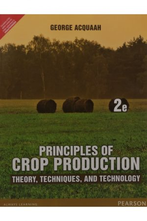 Principles Of Crop Production Theory