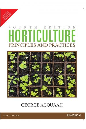 Horticulture Principles And Practices 4/E (PB) BooksInn Shop Pakistan