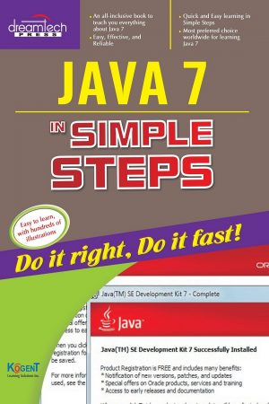 Java 7 In Simple Steps (PB) BooksInn Shop Pakistan
