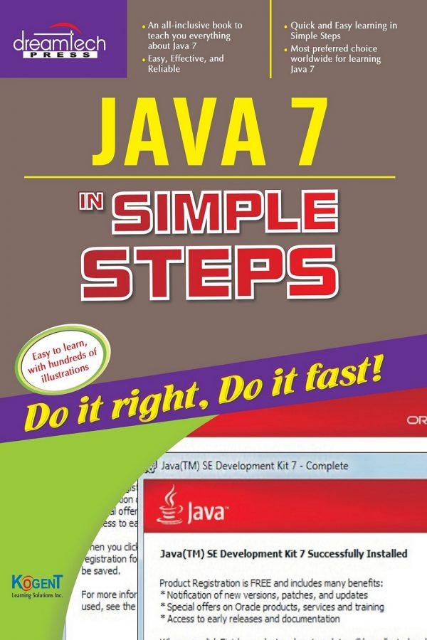 Java 7 In Simple Steps (PB) BooksInn Shop Pakistan