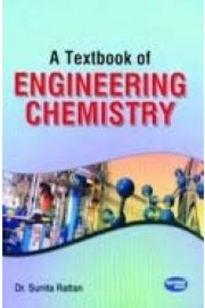A Textbook Of Engineering Chemistry (PB) BooksInn Shop Pakistan