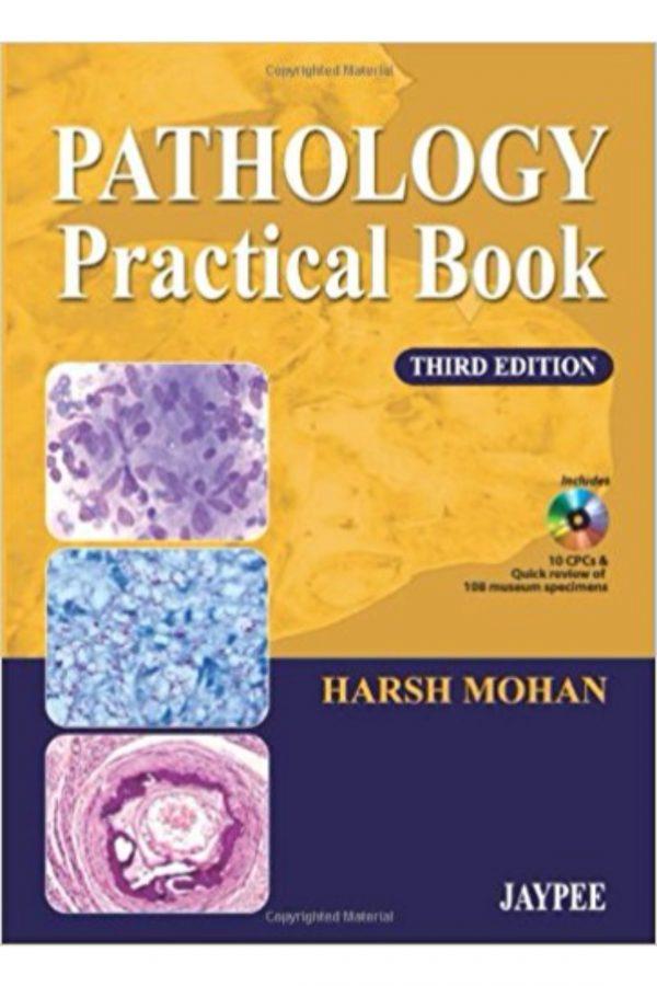 Pathology Practical Book + Cd 3/E (PB) BooksInn Shop Pakistan